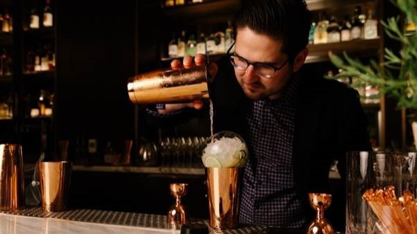 Park MGM Crafts Mixology Destination in Las Vegas with Juniper Cocktail Lounge