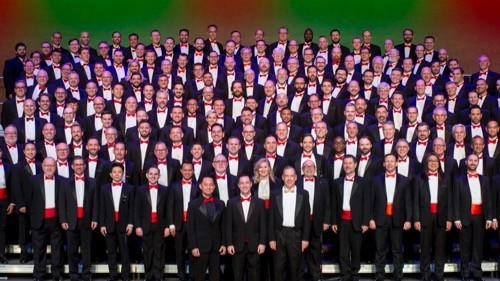 "New York City Gay Men's Chorus Brings ""Comfort And Joy"" This Holiday Season"