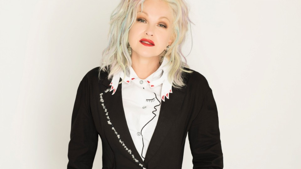 Cyndi Lauper to Perform Live At NYC Pride Festival Main Event