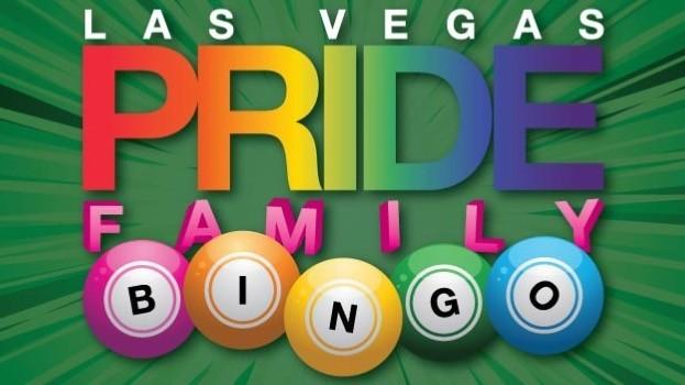 Pride Family Bingo