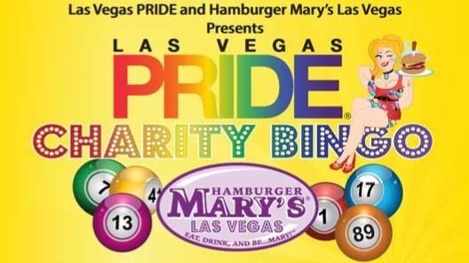 Pride Charity Bingo