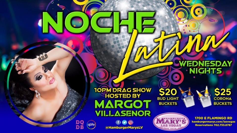 Noche Latina HMLV
