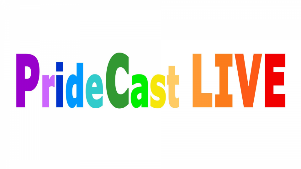 PrideCast LIVE ANNOUNCES 11-HOUR PROGRAM LINEUP, 12 SHOWS, HOSTS AND GUESTS