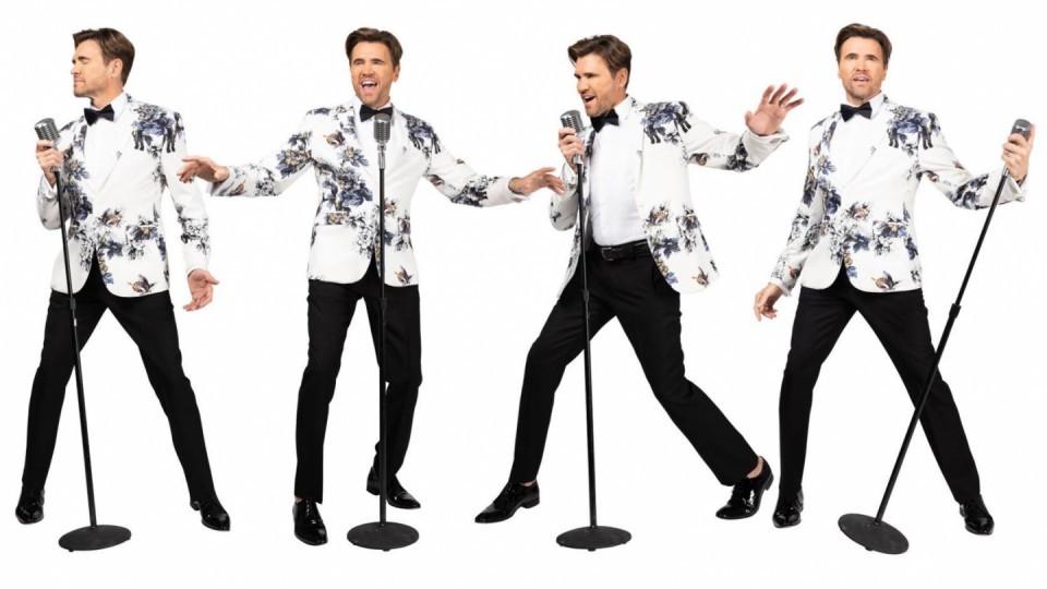 Three Men and 'The Vegas Room'