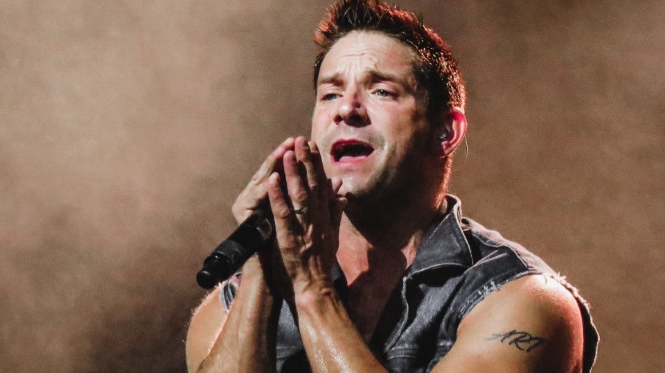 Jeff Timmons of '98 Degrees' Weathers the Storm