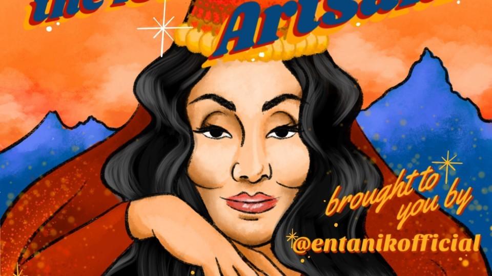 Chicago's Entanik, Announces 'Cher the Love for Artsakh'