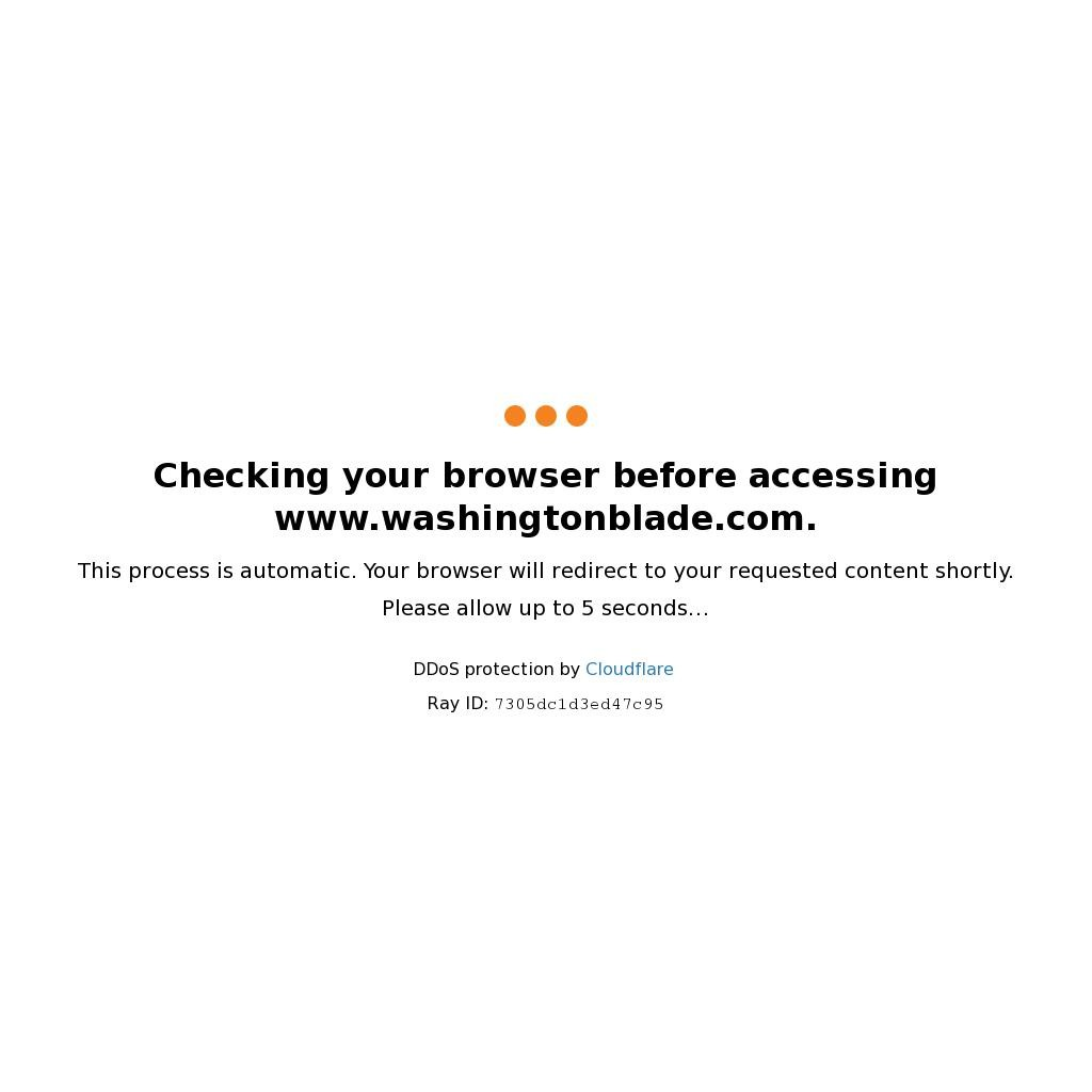 N.C. exec. order stops pipeline to 'conversion' therapy